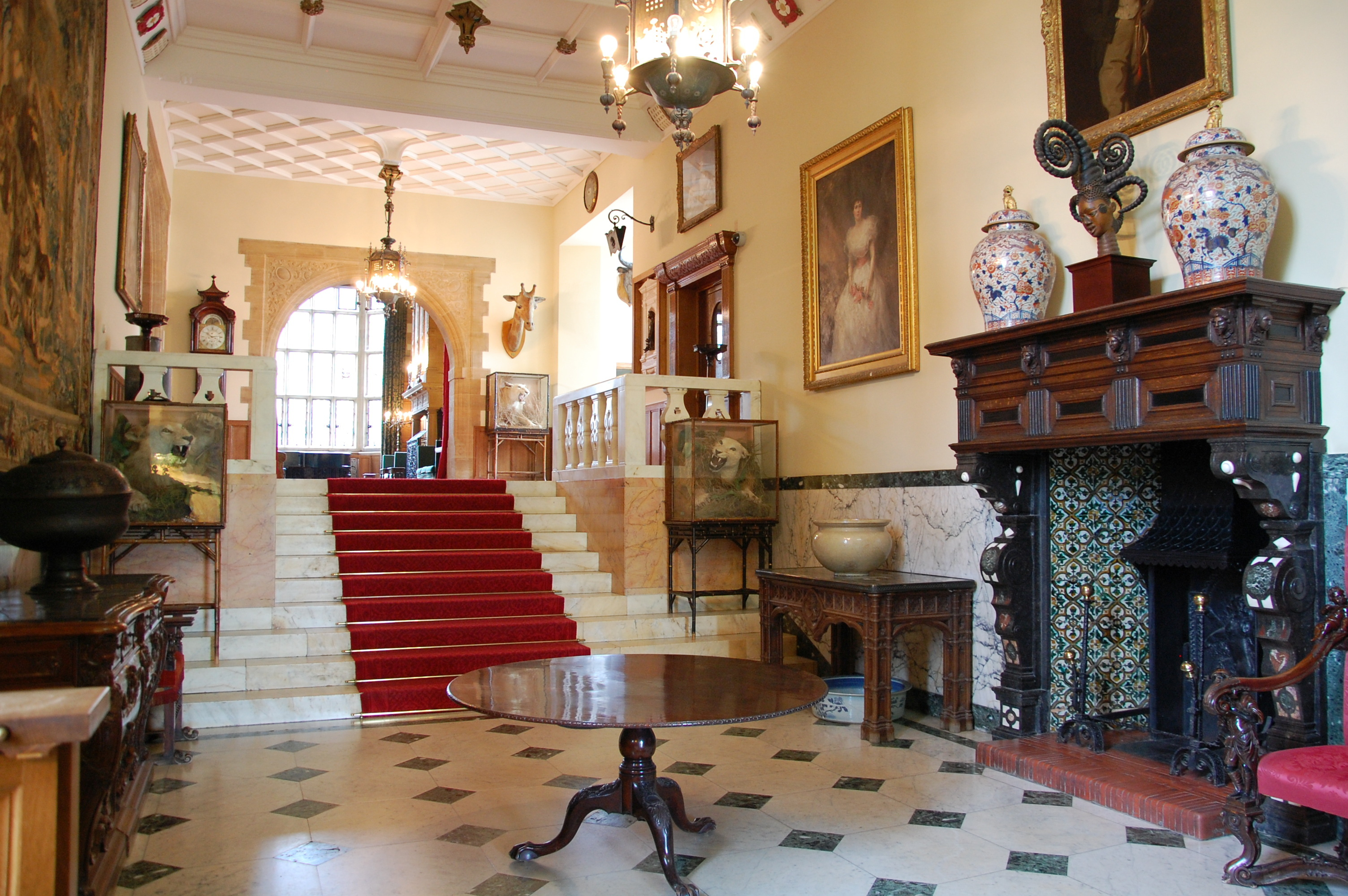 Late availability B&B accommodation for art lovers at West Dean College